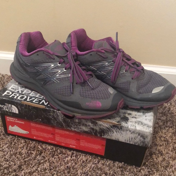 8cbc2010d The North Face Ultra Cardiac Shoes Size 9